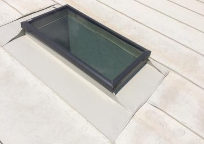 Caulk Free Skylights
